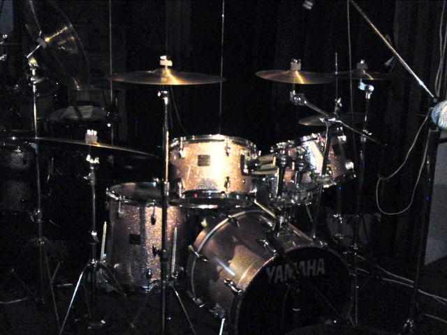 ど楽夢のドラム